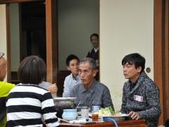 中川様と米村様。このお二人はいつもカッコよくて憧れます。