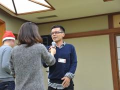 そして八田様がジャンケン大会を勝ち抜きました。