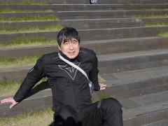 同じく岡田様もリラックス。